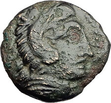 ALEXANDER III the Great 325BC Macedonia Ancient Greek Coin HERCULES CLUB i62327