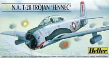"Heller 1/72 N.A. T-28 Trojan ""Fennec"" # 80279"