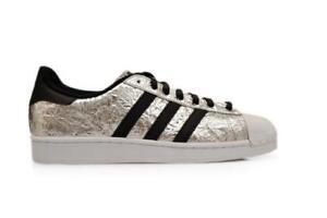 Baskets argentées adidas pour femme adidas Superstar | eBay