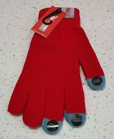 Liverpool Official Touch Gloves - Red and Grey - Great Gift Idea