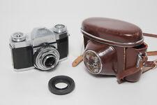 Zeiss Ikon Contaflex I Kamera Camera Tessar 45mm 1:2.8 Objektiv Lens #128