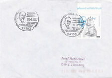 Germany 1997 Centenary of Diesel Engine FDC VGC