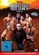TNA IMPACT WRESTLING Bound For Glory 2012 2x DVD DEUTSCHE VERKAUFSVERSION