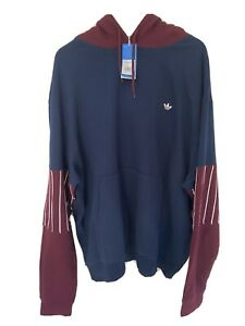 Neu Adidas Originals Summer Sweat Hoody Hoodie XXL 2XL