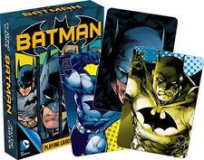 BATMAN - PLAYING CARD DECK - 52 CARDS NEW - DC COMICS DARK KNIGHT 52264