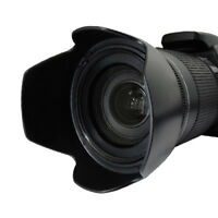 67MM Hard Tulip Shaped Lens Hood for Canon Nikon Sigma Sony Tamron Panasonic