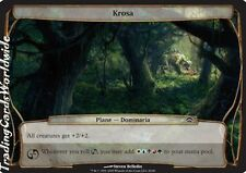 Krosa // Presque comme neuf // Planechase // Engl. // Magic the Gathering