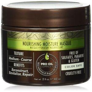 Macadamia Professional Nourishing Moisture Masque - 2oz. Medium to Coarse Hair