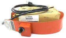 ELECTRO-FLEX HEAT DRUM HEATER 5W668, 15 GALLONS, 500 WATTS, 115 VOLTS,