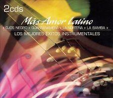 101 Strings Orchestra : Mas Amor Latino CD