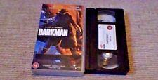 Darkman 4FRONT UK PAL VHS VIDEO 1999 Sam Raimi Liam Neeson Frances McDormand