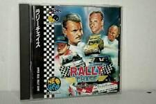RALLY CHASE (aka TRASH RALLY) USATO OTTIMO NEO GEO CD ED GIAPPONESE MB4 47168