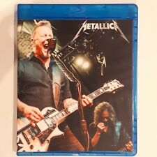 METALLICA The House of Vans, London & bbc 2016 bluray
