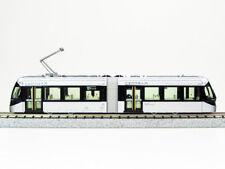 Kato 148022 N Centram LRV 9000 Streetcar Standard DC, Silver