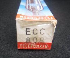 ECC808 6KX8 Telefunken NOS SEALED Vacuum Tube for Fisher Tube Amplifier SA-1000