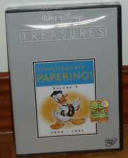 TREASURES DISNEY TODO ABOUT DONALD VOL.1 (1934-1941) 2 DVD SEALED SPANISH R2