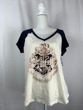 Harry Potter Draco DormienS Nunquam T Shirt White Size XL