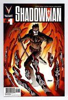 SHADOWMAN (2012) #1 1:20 JOHNSON VARIANT BAGGED BOARDED VALIANT COMICS VEI VF