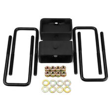 "3"" Rear Leveling Lift Kit Fit for 2007-2019 Chevy Silverado Sierra Aluminum"