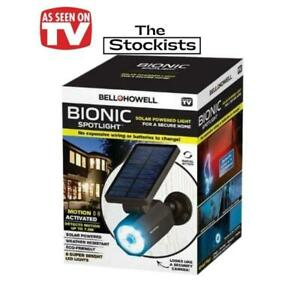 Bionic Spotlight-Bell & Howell-Genuine Product-As Seen on Tv