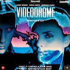 VIDEODROME WS UK PAL LASERDISC David Cronenberg / James Woods, Debbie Harry