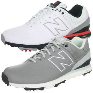 New Balance NBG574 Men's Microfiber Leather Waterproof Golf Shoes NEW