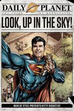 Superhero Superman Art Posters