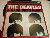 LP 33 OST The Beatles ‎A Hard Day's Night UAS 6366 USA 1971