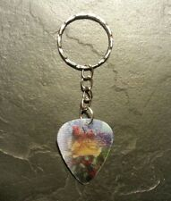 Finding Nemo 3D Motion Guitar Pick Keychain  Ring FOB Pendant Charm Gift Present