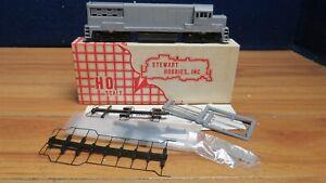 POWERED STEWART HOBBIES No.7000 HO Scale GE U25B Undecorated 603330