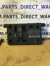MERCEDES VITO NEAR SIDE DOOR MODULE 2004+
