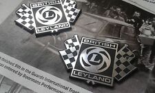 MINI COOPER CLASSIC MIGLIA RACE LEYLAND A PANEL BADGES 1275 1380 S CLUBMAN GT