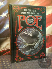 NEW SEALED The Complete Tales & Poems of Edgar Allan Poe Bonded Leather Edition