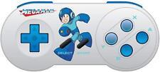 Retro-Bit Mega Man SNES & USB Dual Link Controller for PC, Mac, & Super NES