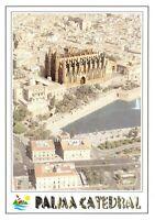 Large Format Spain Majorca Mallorca Postcard, Palma Cathedral GT6