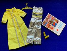 Vintage Barbie 1968 Fashion Silver Polish PRISTINE & Complete WOW!!