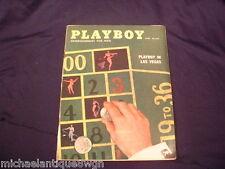 Playboy Magazine Vol. 5 No. 4 April 1958 VG++ Adult Magazine