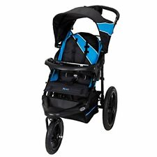 Jogger Stroller Jogging Trail Hiking Walking Swivel Wheel Locking Fair Carnival