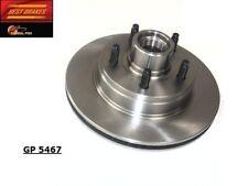 Disc Brake Rotor-RWD Front Best Brake GP5467