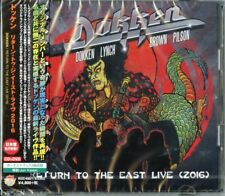DOKKEN-RETURN TO THE EAST LIVE 2016-JAPAN CD+DVD L60