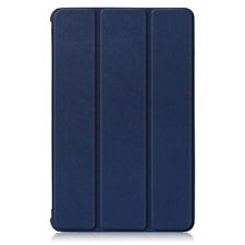 Navy Blue Case For Lenovo Tab M10 10.1in HD Tablet Cover Leather Stand
