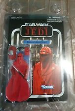 Star Wars The Vintage Collection VC105 Emperor's Royal Guard unpunched