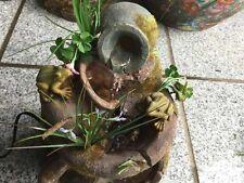 Zimmerspringbrunnen, Bonsai Brunnen Mit Pumpe Restposten