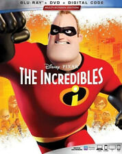 Incredibles, The [Blu-ray] Dvd, John Ratzenberger,Eli Fucile,Dominique Louis,Eli
