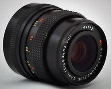 CARL ZEISS FLEKTOGON 35MM F2.4 MC M42 lens fit CANON NIKON PENTAX SONY PANASONIC