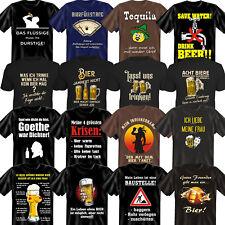 T-Shirt lustiges bedrucktes Sprüche  Freizeit Hobby Geschenkidee Geburtstag