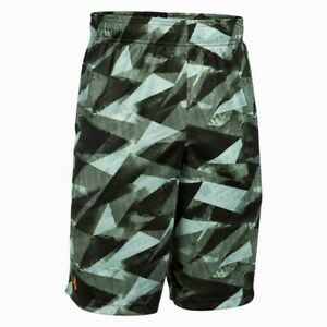 Under Armour SC30 Aero Wave Printed Shorts Men's Artillery Green Sportswear
