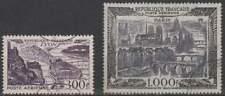Frankrijk gestempeld 1949 used 863+865 - Stadsaangezichten