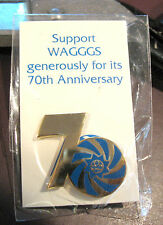 1998 THINKING DAY Girl Scouts Guides PIN WAGGGS 70th Anniversary CHRISTMAS GIFT