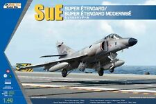 KINETIC 1/48 Super Etendard / Super Etendard Modernise Aircraft #KI-K48061